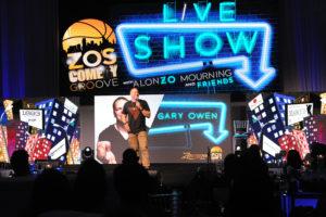 Gary Owen performing31