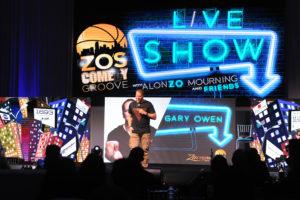 Gary Owen performing6