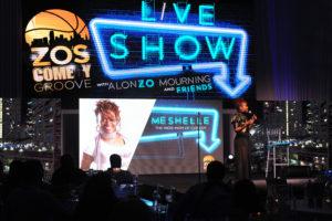 Meshelle performing1