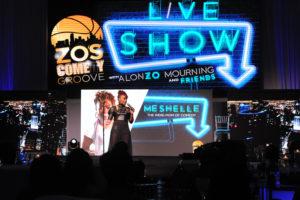Meshelle performing5