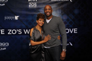 Tracy Wilson Mourning & Alonzo Mourning1